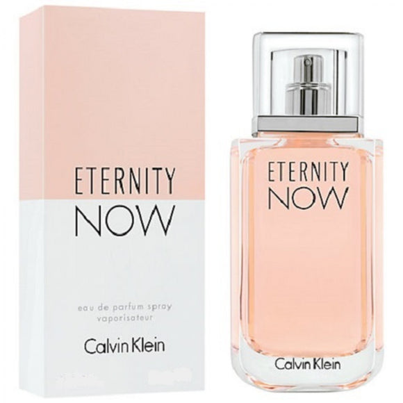 Calvin Klein Eternity NOW EDP 100ml Perfume For Women - MyPerfumeShopNG