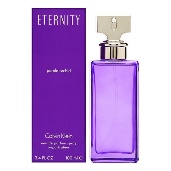 Calvin Klein Eternity Purple Orchid EDP 100ml Perfume For Women - MyPerfumeShopNG