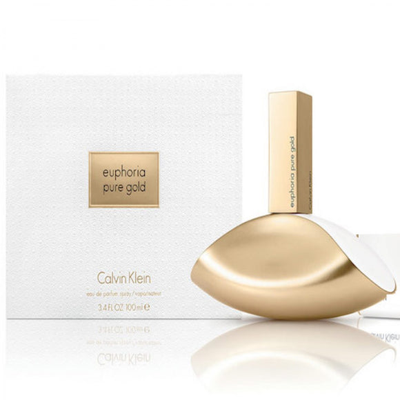 Calvin Klein Euphoria Pure Gold EDP 100ml Perfume For Women - MyPerfumeShopNG