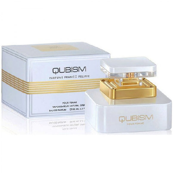 Emper Qubism EDT 100ml Perfume For Women - MyPerfumeShopNG