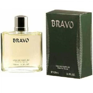 FRAGRANCE WORLD BRAVO EDP 100ML PERFUME FOR MEN - MyPerfumeShopNG
