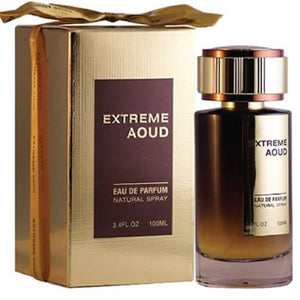 FRAGRANCE WORLD EXTREME AOUD EDP 100ML PERFUME - MyPerfumeShopNG