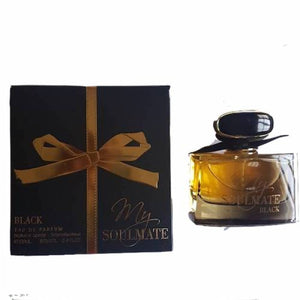 FRAGRANCE WORLD MY SOUL MATE BLACK EDP 100ML PERFUME FOR MEN - MyPerfumeShopNG