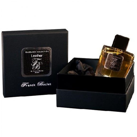 FRANCK BOCLET LEATHER EDP 100ML PERFUME FOR MEN - MyPerfumeShopNG