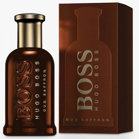 HUGO BOSS OUD SAFFRON EDP 100ML PERFUME FOR MEN - MyPerfumeShopNG