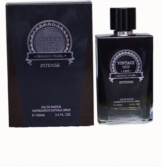 Crimson Vintage Oud Intense Oud 100ml for Men - MyPerfumeShopNG