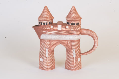 Soldiers and Sailors Memorial Arch Teapot