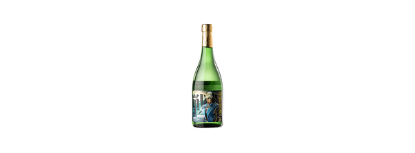A Christmas present for manga fan - Junmai Ginjo Akechi Mitsuhide 720ml