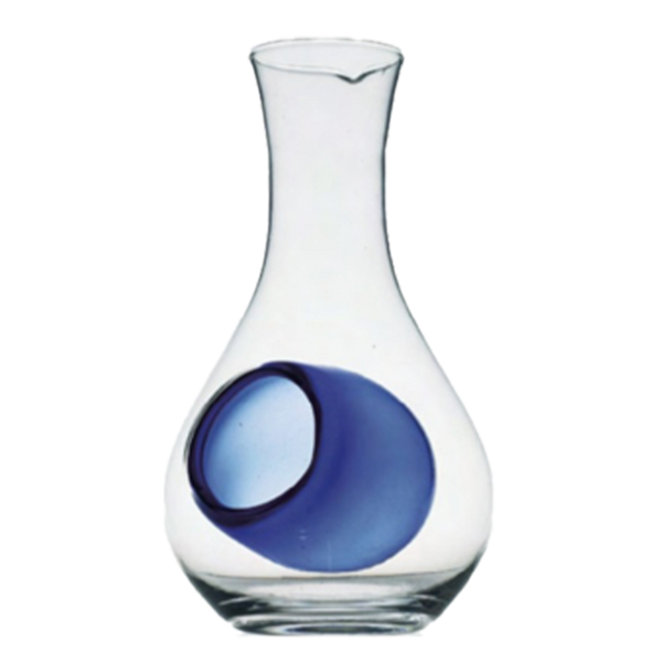 Glass Sake Carafe 350ml