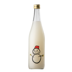 Senkin Yukidaruma (Snowman Nigori) 720ml  - Perth pickup only