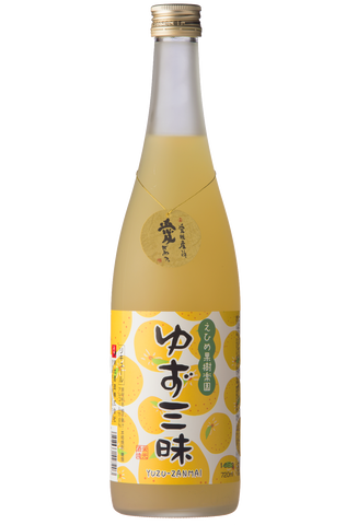 Eikoh Yuzu Zanmai (Japanese Lemon) 720mL