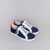 Alex Blue Mesh - MESH SNEAKERS