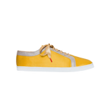 Boubou Silk Yellow - SILK SNEAKERS