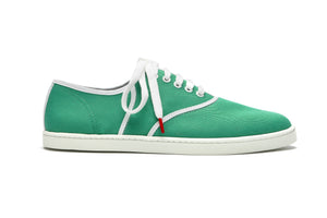 Classic Green - CANVAS SNEAKERS