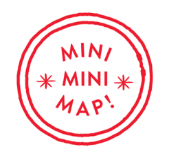 MiniMiniMap - Paris for cool kids - French Version