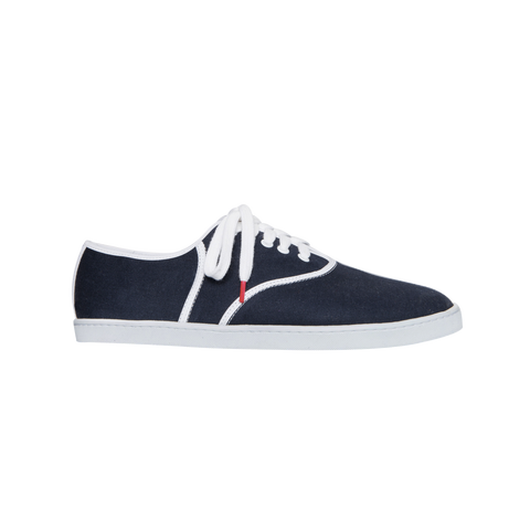 Classic Navy - CANVAS SNEAKERS