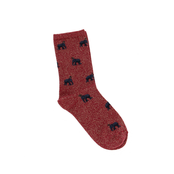 Socks Girl - ELEPHANT RUBY