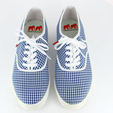 Classic Vichy - PRINTED CANVAS SNEAKERS