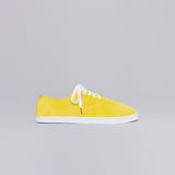 Lucho Suede Yellow - SUEDE SNEAKERS