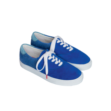 Load image into Gallery viewer, VINCI SUEDE BLUE