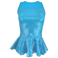 Load image into Gallery viewer, Starlite Pageant Peplum Top