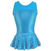 Starlite Pageant Peplum Top
