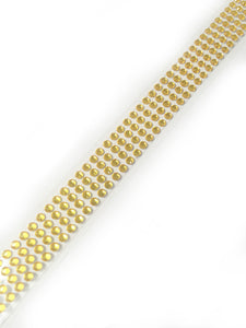 Self Adhesive 3mm Golden Strip