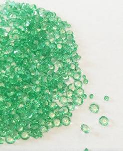 5000 4.5mm Peridot Scatter Crystals