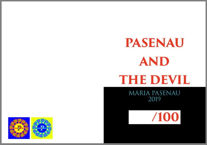 PASENAU AND THE DEVIL BY MARIA PASENAU