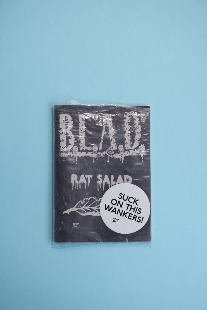 B.L.A.D. Issue nr. 7 - Rat Salad