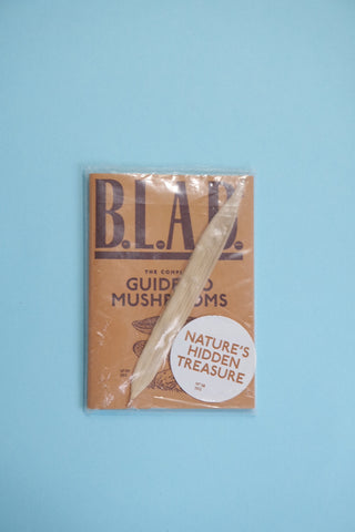 B.L.A.D. Issue nr. 9 - The Complete Guide to Mushrooms