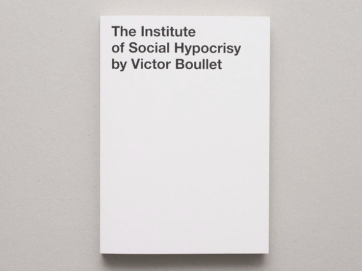 The Institute of Social Hypocrisy