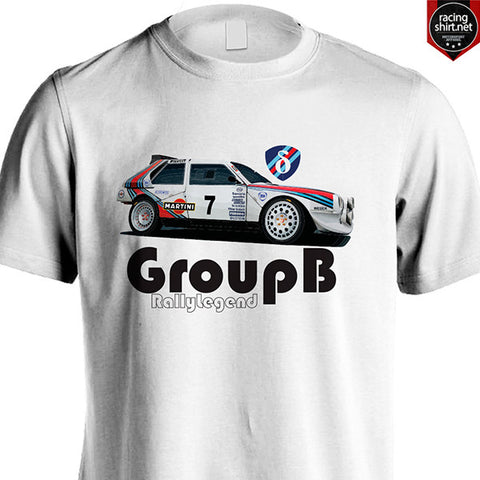 LANCIA DELTA S4 GROUP B RALLY - Racingshirt