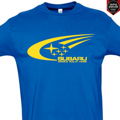 SUBARU WORLD RALLY TEAM WRC - Racingshirt