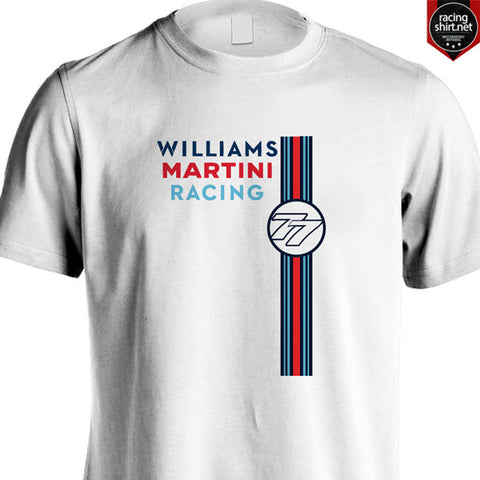 WILLIAMS F1 MARTINI RACING BOTTAS - Racingshirt