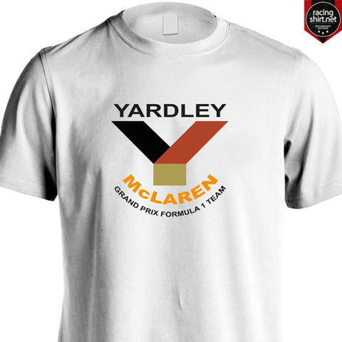 MCLAREN YARDLEY F1 TEAM