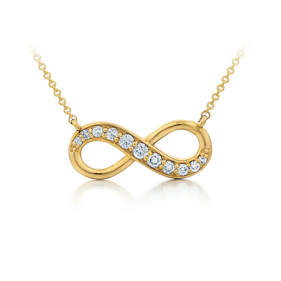 Barmakian diamond infinity necklace barmakian jewelers diamond infinity necklace aloadofball Gallery