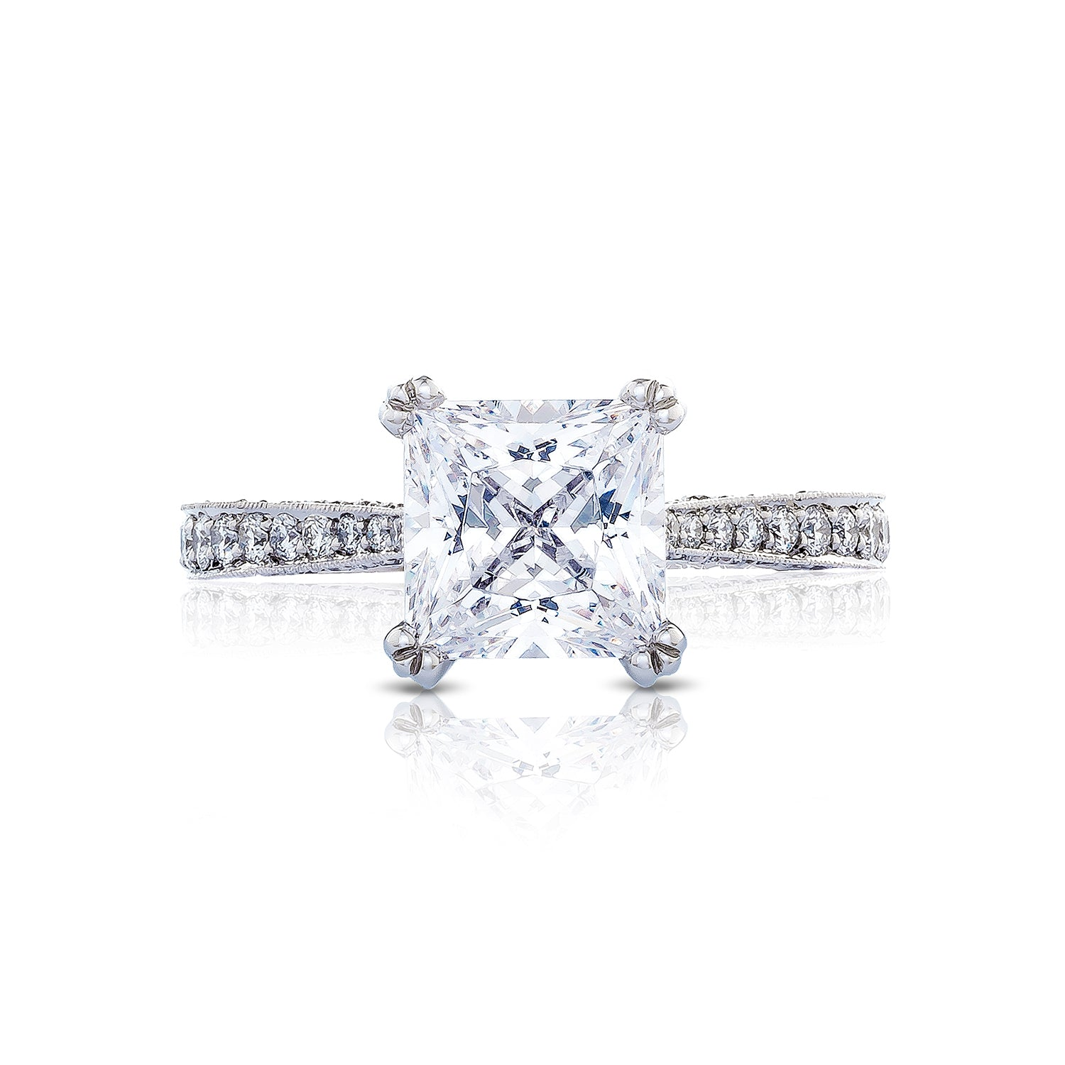 Barmakian Tacori Royalt Diamond Engagement Ring Barmakian Jewelers