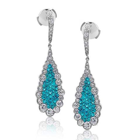 952f56f1f Simon G. Paraiba Tourmaline Earrings
