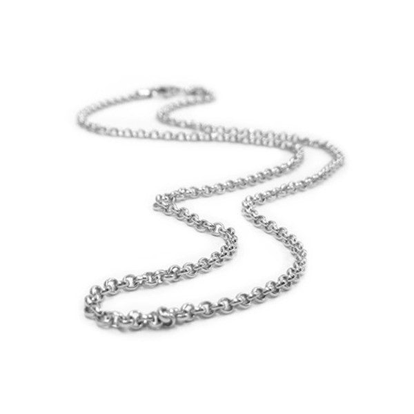 Belle Etoile Sterling Silver Chain