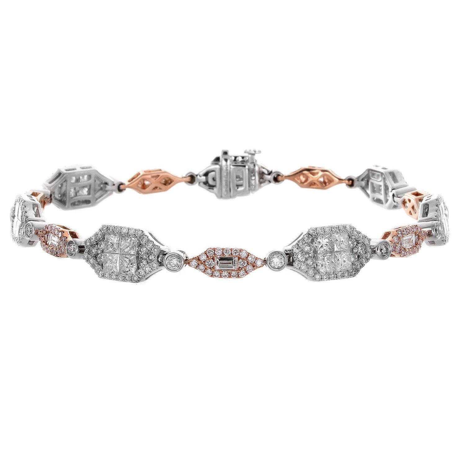 pink hover aakarshan zoom bracelet by in to bracelets velvetcase diamond w view ribbon purity