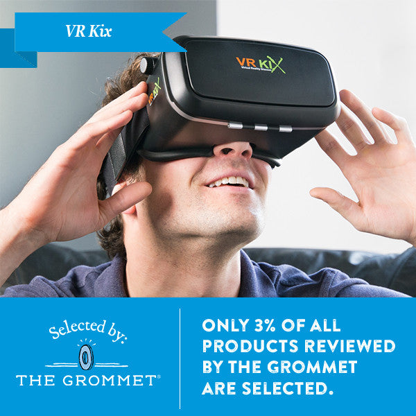 VRKiX has launched on The Grommet!