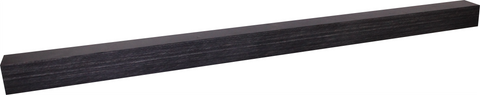 DymaLux Pool Cue Blank: Charcoal - Cousineau Wood Products, CWP-USA.com, DymaLux,  Spectraply, Turning blanks, Pepper Mill, Diamond Wood, Webb Wood, laminated wood
