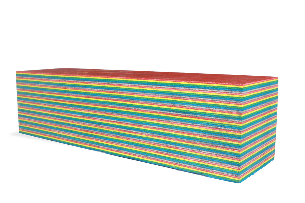 SpectraPly Blank: Confetti - Cousineau Wood Products, CWP-USA.com, DymaLux,  Spectraply, Turning blanks, Pepper Mill, Diamond Wood, Webb Wood, laminated wood