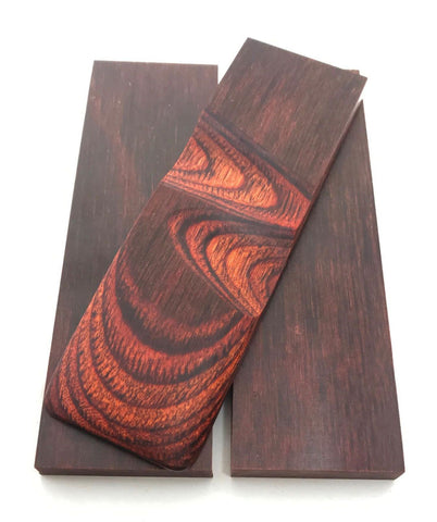 DymaLux Rosewood Knife Scales - Cousineau Wood Products, CWP-USA.com, DymaLux,  Spectraply, Turning blanks, Pepper Mill, Diamond Wood, Webb Wood, laminated wood