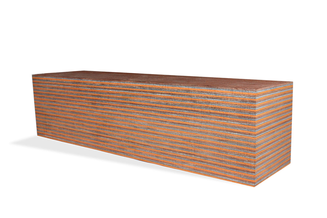SpectraPly Blank: Ember Glow - Cousineau Wood Products, CWP-USA.com, DymaLux,  Spectraply, Turning blanks, Pepper Mill, Diamond Wood, Webb Wood, laminated wood
