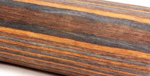 Clearance DymaLux Panel: Ember Glow - Cousineau Wood Products, CWP-USA.com, DymaLux,  Spectraply, Turning blanks, Pepper Mill, Diamond Wood, Webb Wood, laminated wood