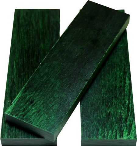DymaLux Emerald Knife Scales - Cousineau Wood Products, CWP-USA.com, DymaLux,  Spectraply, Turning blanks, Pepper Mill, Diamond Wood, Webb Wood, laminated wood