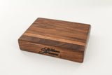 Wilson Stream Cutting Board - Walnut - Cousineau Wood Products, CWP-USA.com, DymaLux,  Spectraply, Turning blanks, Pepper Mill, Diamond Wood, Webb Wood, laminated wood