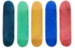 Skateboard Deck (popsicle shape) - Cousineau Wood Products, CWP-USA.com, DymaLux,  Spectraply, Turning blanks, Pepper Mill, Diamond Wood, Webb Wood, laminated wood